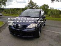 MINT CITROEN C3 1.4 HDI DIESEL 60+ MPG ONLY £20 A YEAR ROAD TAX IDEAL FIRST CAR