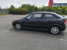 VAUXHALL Astra 1.6 sxi good little car been well looked after mot intill February 2019 full service