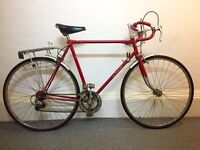 Tsunoda Grand-Prix Vintage 1970's Road Bike Project