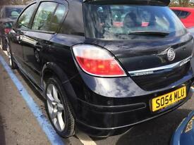 Vauxhall Astra 2.0T 16V SRi 5dr (black) 2005