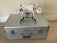 DJI Phantom 3 Standard drone with lots of extras