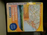 France Michelin road atlas