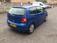 For sale VW polo 1.9 diesle tdi sport