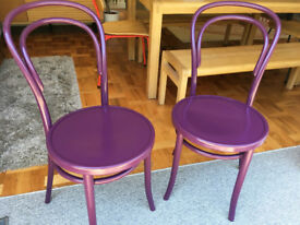 Chairs (Bentwood style)