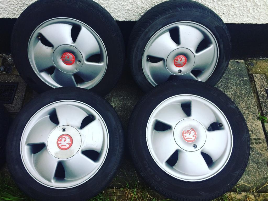 Vauxhall fan blades