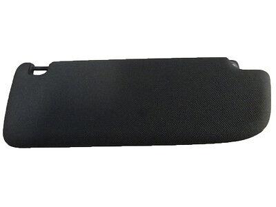 *AUDI A6 C6 2005-2011 BLACK PASSENGER LEFT SUN VISOR WITH LOOM 4F0857551P