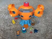 Octopod for sale complete with Octo Alert button.