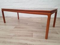 Large Mid- Century Coffee Table (DELIVERY AVAILABLE FOR THIS ITEM OF FURNITURE)