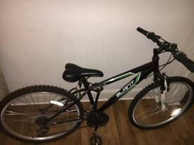 Apollo slant bike for 10-12 year old