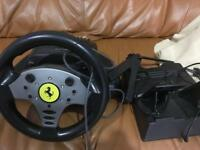 Ps2 Sterling wheel