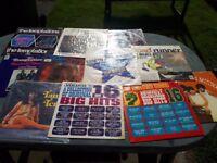 Various rare records
