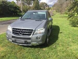 48 hr Sale  2010 ML350 AMG Wagon - GREAT BUY at this price - nego Melbourne CBD Melbourne City Preview