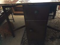 Large folding leaf table in need of re finishing