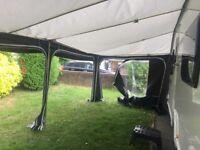 Full size awning