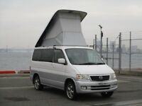 Mazda Bongo elevating roof low miles direct Japan import UK reg. More enroute contact Algys Autos