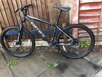 "**SOLD**Men's Carrera Vengeance 27.5"" Mountain Bike"