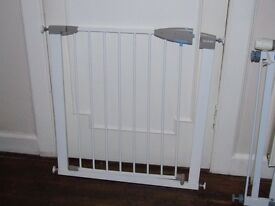 Two baby gates in very good condition
