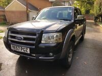 Ford ranger colt double cab 4x4 pickup