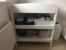 Baby change table excellent condition