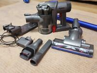 Dyson dc44 Multi floor cordless bagless hoover