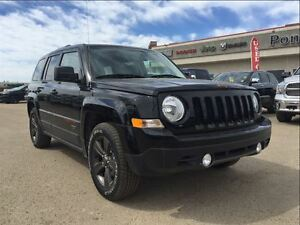 2016 Jeep Patriot Sport 75 Anniversary Package