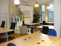 E1 Co-Working Space 1 -25 Desks - Commercial Street Shared Office Workspace