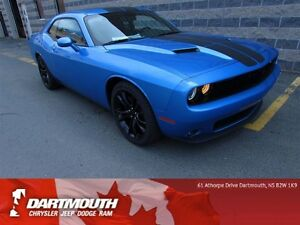 2016 Dodge Challenger SXT/LEATHER/SUNROOF