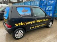 CARS VANS 4x4 WANTED £100-£1000