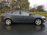 Ford Mondeo 2.0 TDCi Titanium X in PERFECT CONDITION with LEATHER HEATED SEATS PARKING SENSORS