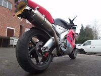 Aprilia RSV MILLE ME 1000 cc Low Mileage Original Condition BEST COLOUR DELIVERY AVAILABLE