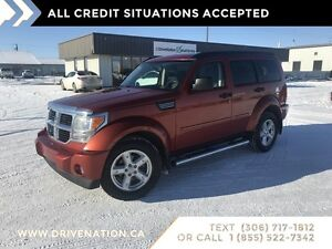 2008 Dodge Nitro SLT/RT..Sunroof, 4X4 Great for SK winters!