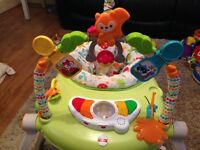 Fisher Price Woodland Foldable Jumperoo