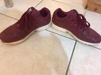 Adidas trainer shoes size 6