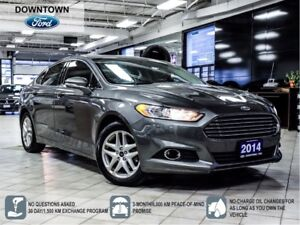 2014 Ford Fusion SE LUXURY PKG LEATHER NAV MOONROOF BACKUP CAM