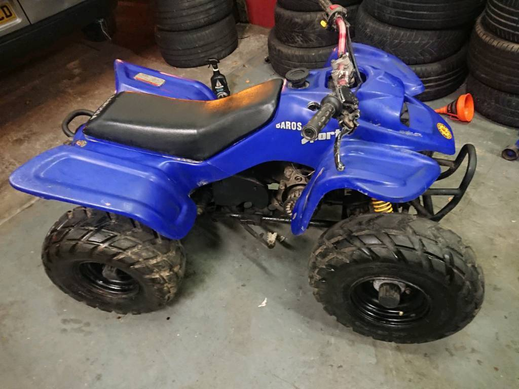 100cc quad bike fitted with a Yamaha Linhai engine | in Rossendale,  Lancashire | Gumtree