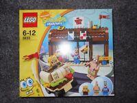 LEGO SPONGE-BOB THE KRUSTY KRAB SET