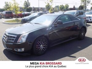 2011 Cadillac CTS 4 AWD COUPE CUIR BEIGE CAM RECUL