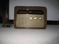 Kolster-Brandes Nocturne PR10 valve radio