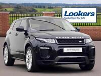 Land Rover Range Rover Evoque TD4 HSE DYNAMIC (black) 2016-03-24