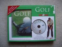 "Simply Golf ""Back to Basics"" Book & DVD"