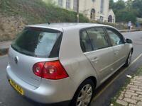 VW Golf 1.6 petrol, 2006 good condition