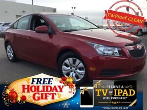 2014 Chevrolet Cruze 1LT (Colored Touch, Remote Start)
