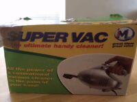 Handy vacuum cleaner for car sofa