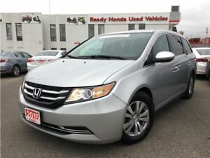 2015 Honda Odyssey EX w/ Rear Entertainment System