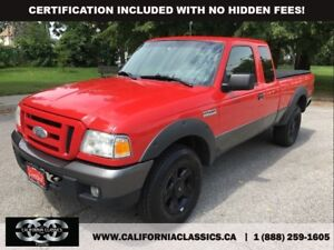 2007 Ford Ranger FX4 OFFROAD! - 4X4
