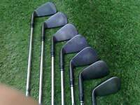 Wilson Staff M3 forged irons