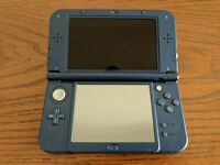 New Nintendo 3DS XL with extras