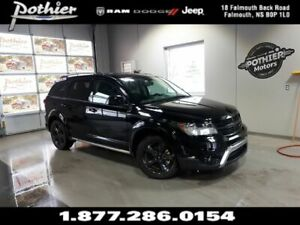 2018 Dodge Journey Crossroad AWD | LEATHER | SUNROOF | 8.4 TOUCH