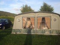 Isabella caravan awning (full size)