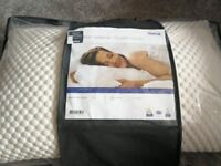 Tempur comfort pillow cloud